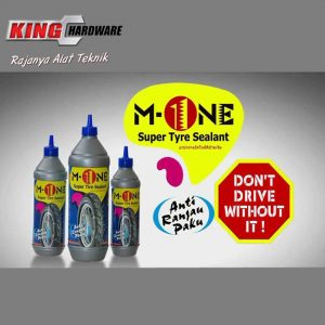Cairan Tubeless / Super Tyre Sealant M-One 500 ML