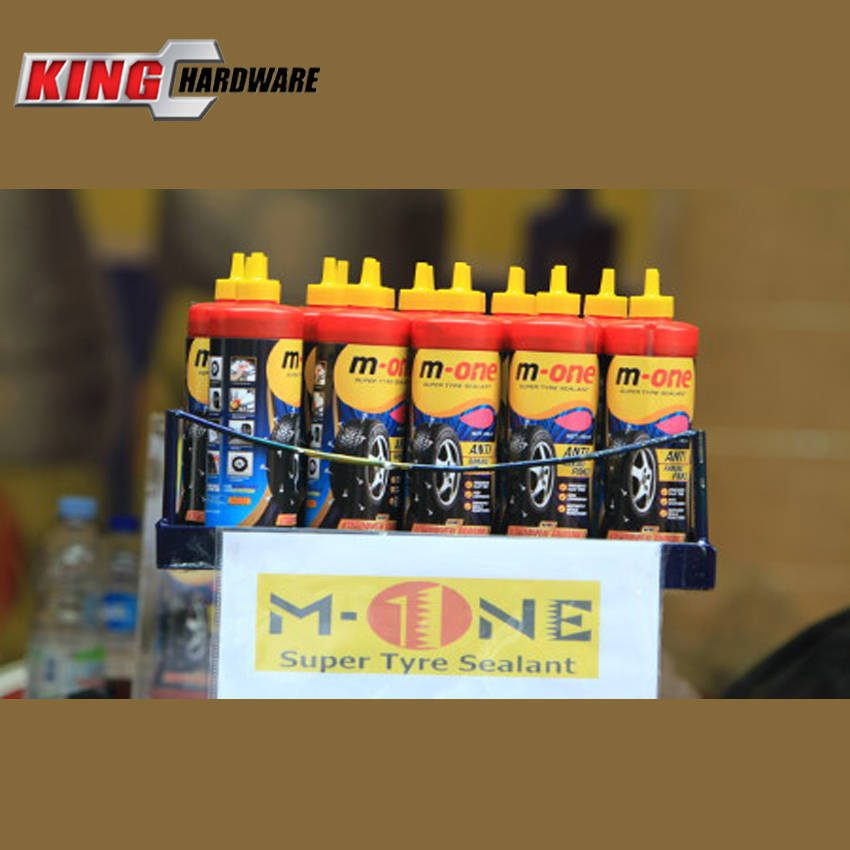 Cairan Tubeless / Super Tyre Sealant M-One 500 ML Mobil