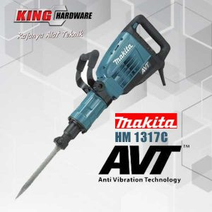 Mesin Bor Demolition Hammer Makita HM 1317 C