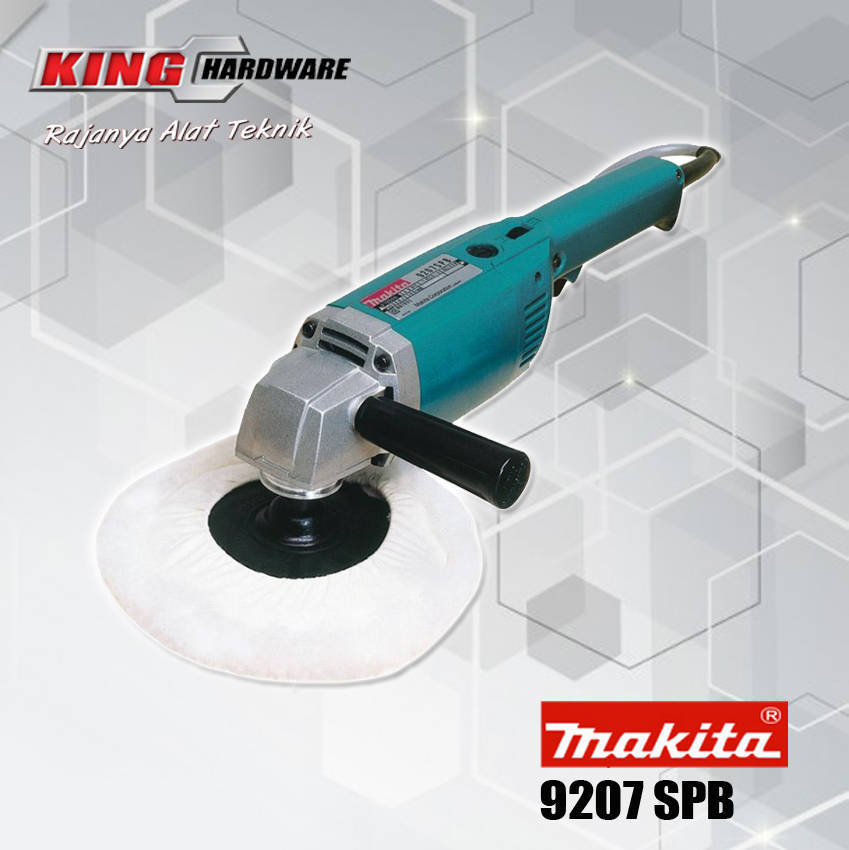 Mesin Poles / Polisher Makita 9207 SPB