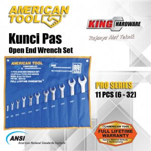 Kunci Pas Set AT 11 Pcs (6-32) Pro Series