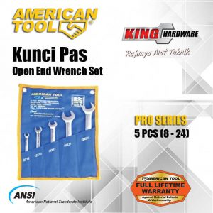 Kunci Pas Set AT 5 Pcs (8-24) Pro Series