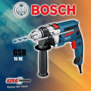 Mesin Bor Impact Drill Bosch GSB 16 RE