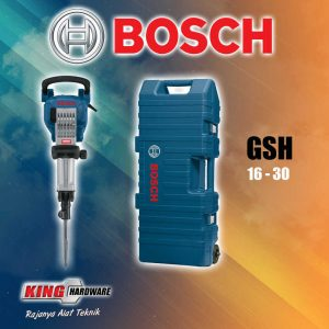 Mesin Bor Demolition Hammer Bosch GSH 16 - 30