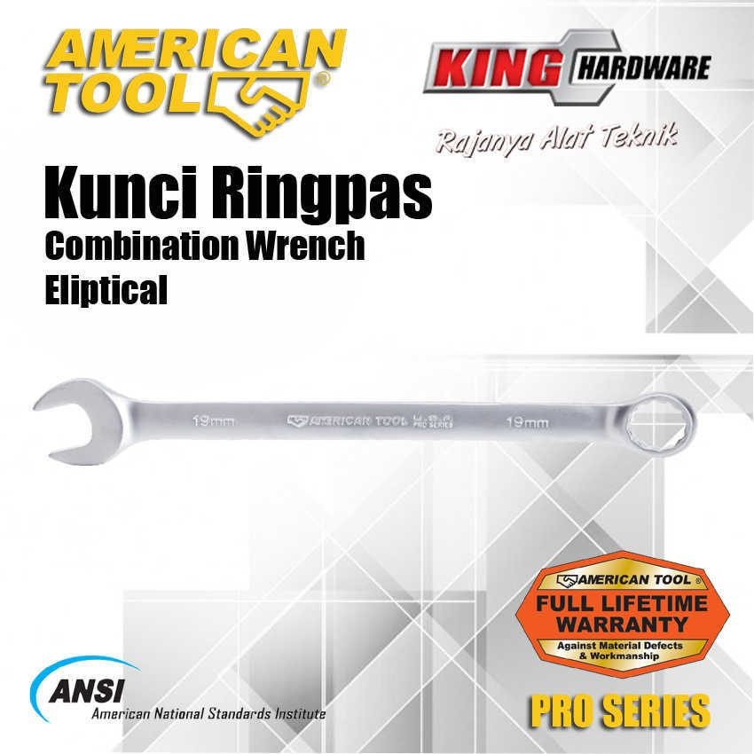 Kunci Ringpas AT 19 MM Pro Series