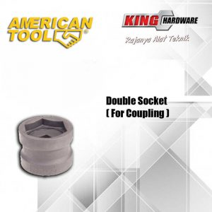 Double Socket For Coupling AT 39 X 41