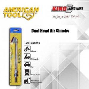 Dual Head Air Chucks AT