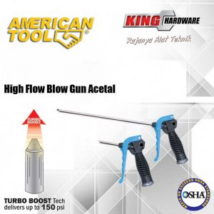 Air Blow Gun American Tool ( Short Nozzle )