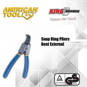 "Tang Snap Ring Bent External 6"" AT"