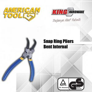 "Tang Snap Ring Bent Internal 6"" AT"