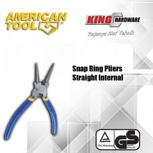 "Tang Snap Ring Straight Internal 6"" AT"