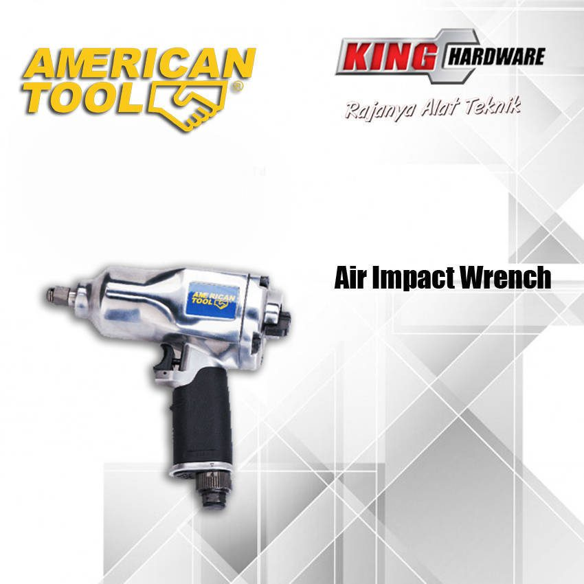 Air Impact 1/2 Inch Rocking Dog American Tool