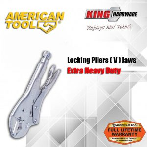 "Tang Buaya ( V Jaws ) 10"" AT Extra Heavy Duty"