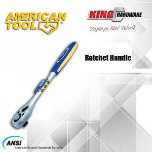 "Ratchet Handle 3/8 X 8"" American Tool (8957440)"