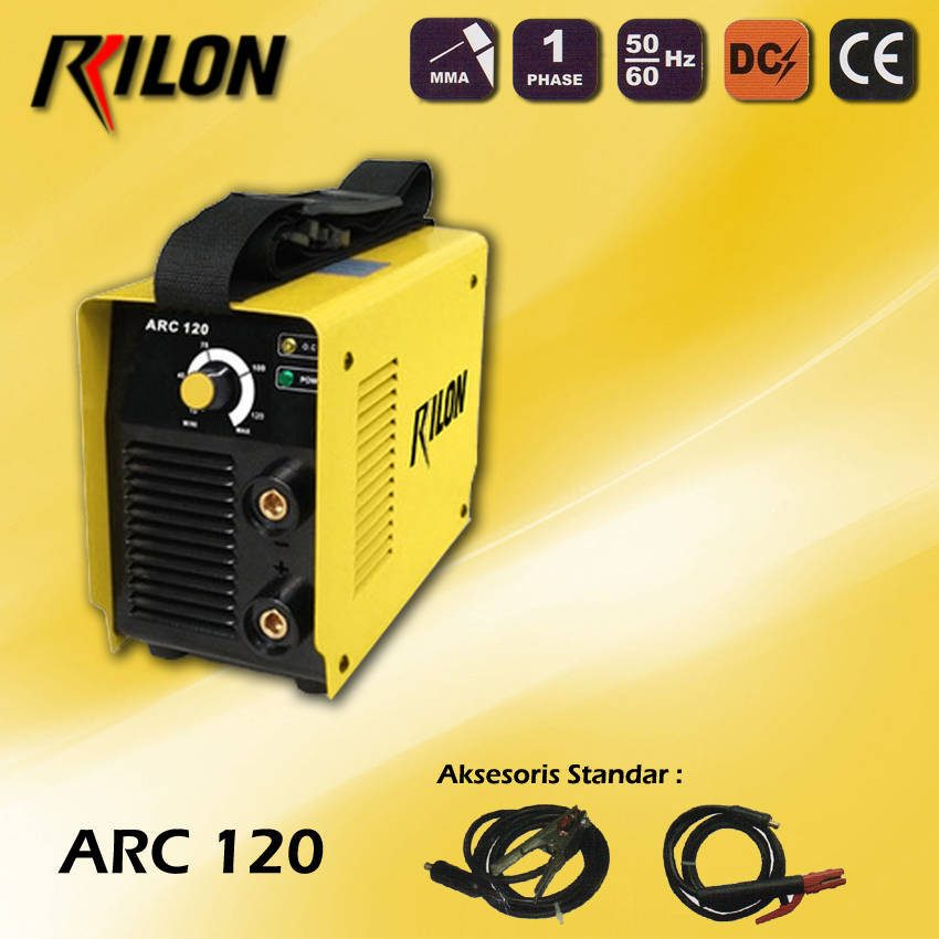 Travo Las Inverter Rilon ARC 120