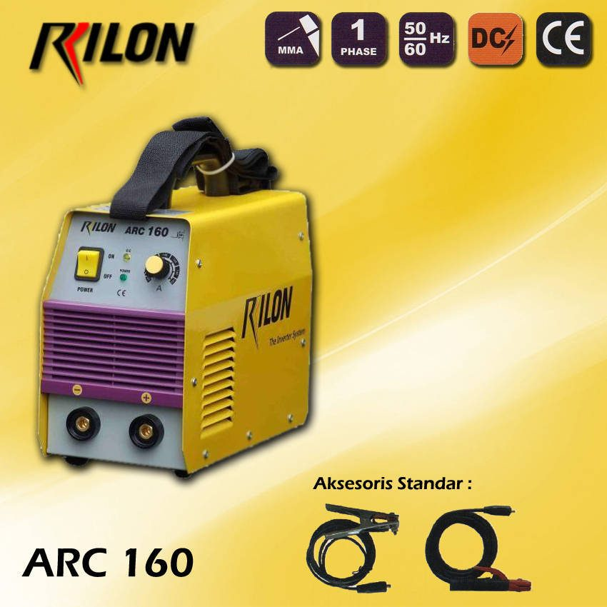 Travo Las Inverter Rilon ARC 160