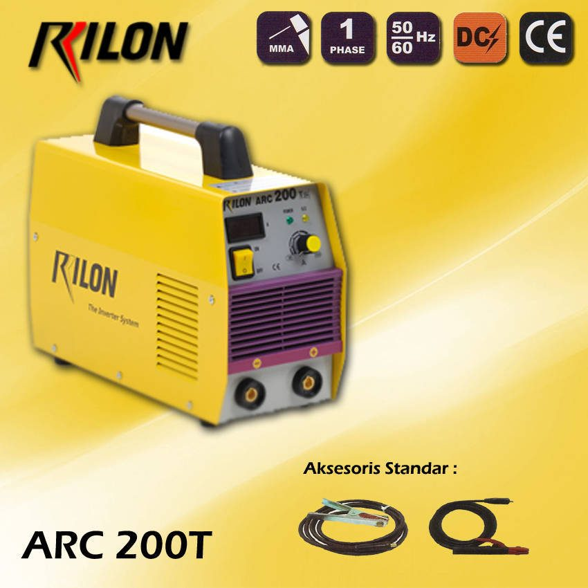 Travo Las Inverter Rilon ARC 200T