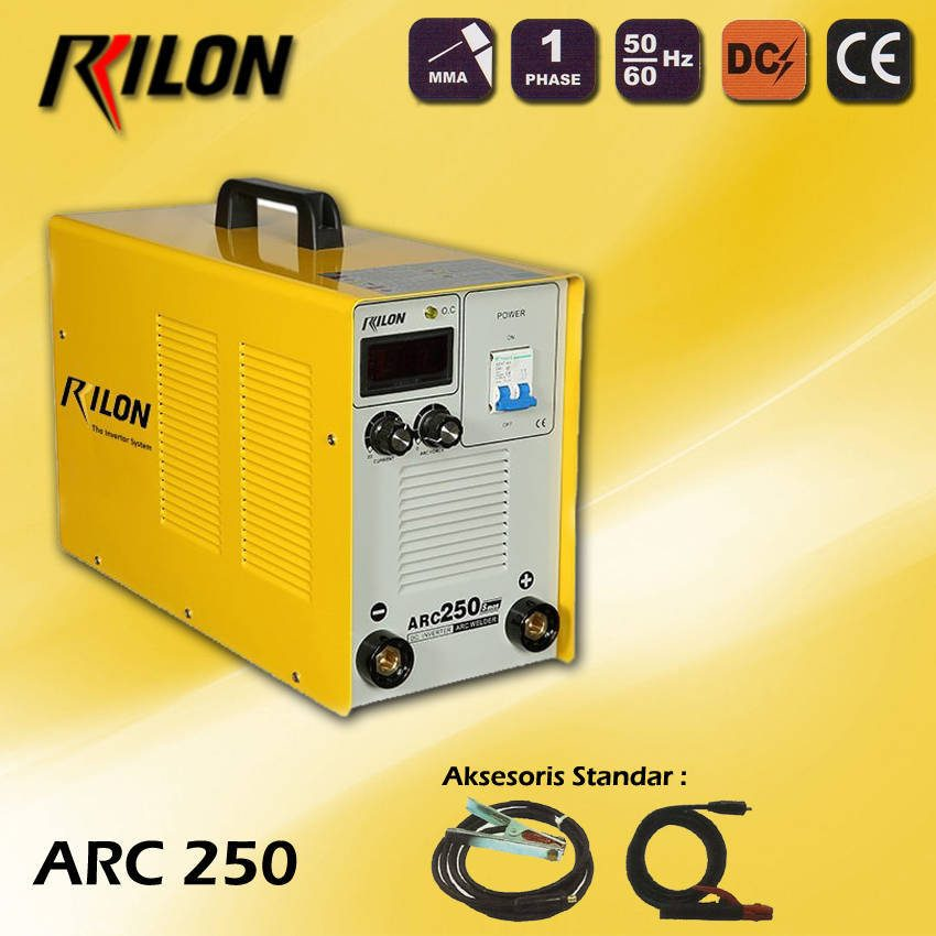 Travo Las Inverter Rilon ARC 250