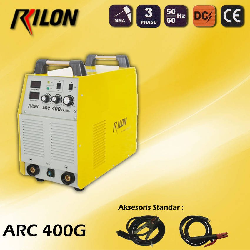 Travo Las Inverter Rilon ARC 400 G