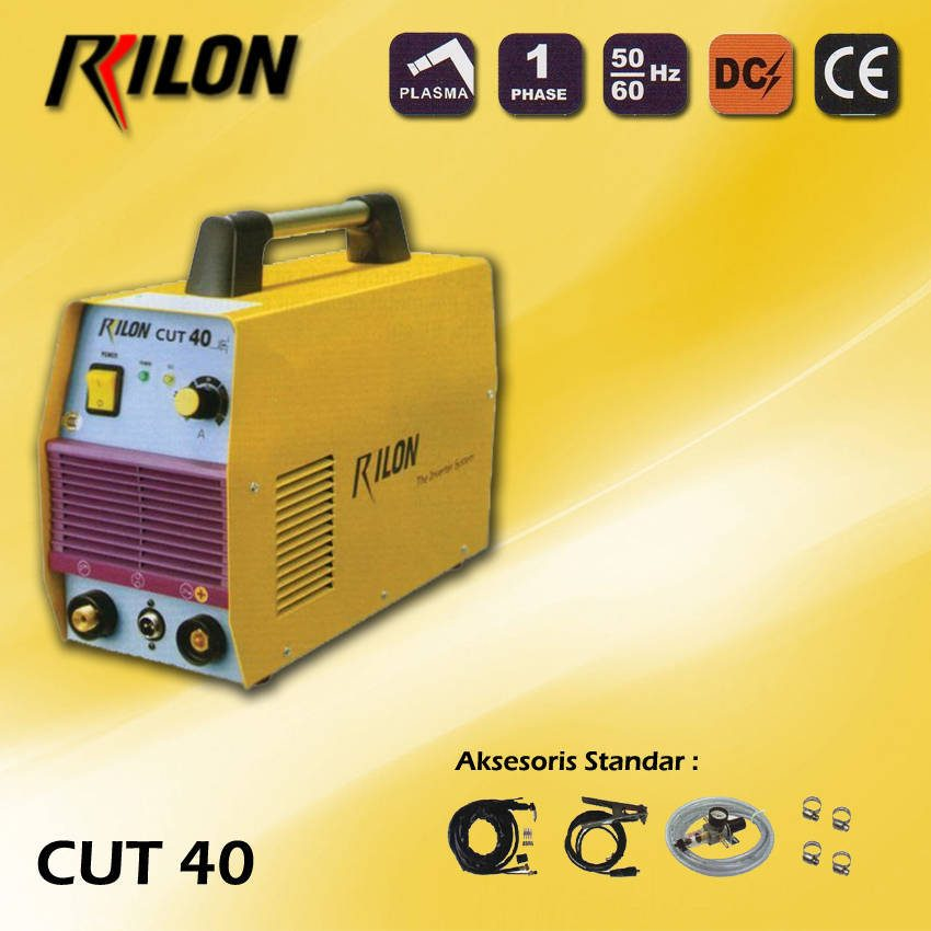 Travo Las Inverter Rilon CUT 40