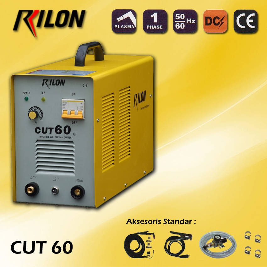 Travo Las Inverter Rilon CUT 60