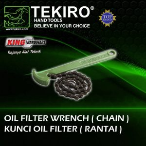 Kunci Oil Filter ( Rantai ) Tekiro 6""