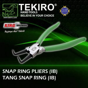 "Tang Snap Ring Bent Internal 7"" Tekiro"