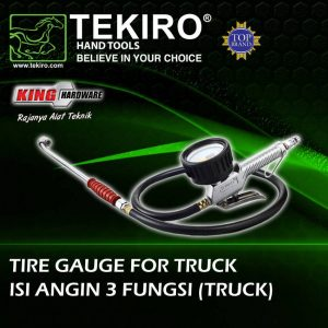Tire Gauge For Truck 220 Psi Tekiro