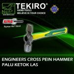 ENGINEERS CROSS PEIN HAMMER