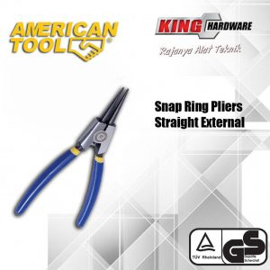 "Tang Snap Ring Straight External 6"" AT"