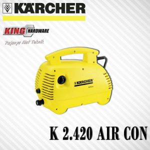 High Pressure Cleaner / Pembersih AC Karcher K2.420 Air Con *KAP
