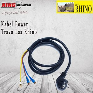 Kabel Power Travo Las Rhino