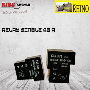 Relay Single Travo Las Rhino 40 A 24 VDC