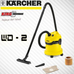 Vacuum Cleaner Karcher WD 2 Catridge Filter Wet & Dry
