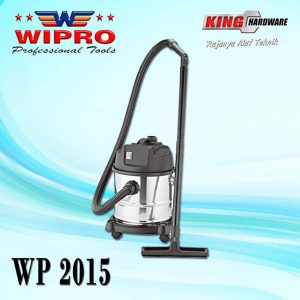 Vacuum Cleaner Wipro WP 2015 Wet & Dry Stainless Steel