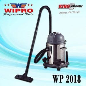 Vacuum Cleaner Wipro WP 2018 Wet & Dry Stainless Steel