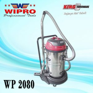 Vacuum Cleaner Wipro WP 2080 Wet & Dry Stainless Steel