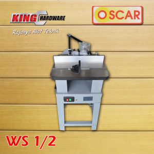 Wood Shaper Oscar WS 1/2""