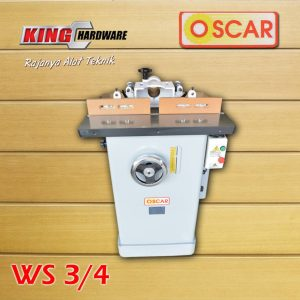 Wood Shaper Oscar WS 3/4""