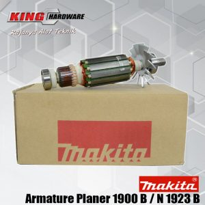 Armature / Rotor Original Makita N 1900 B & N 1923 B