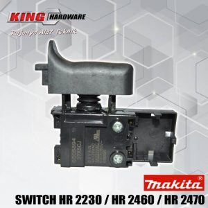 Switch / Saklar Makita HR 2230 / HR 2460 / HR 2470
