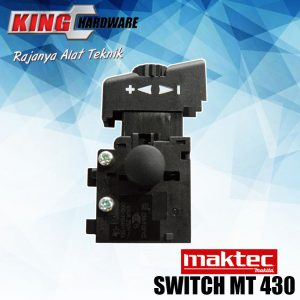 Switch / Saklar Maktec MT 430