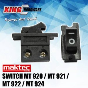 Switch / Saklar Maktec MT 920 / MT 921 / MT 922 / MT 924