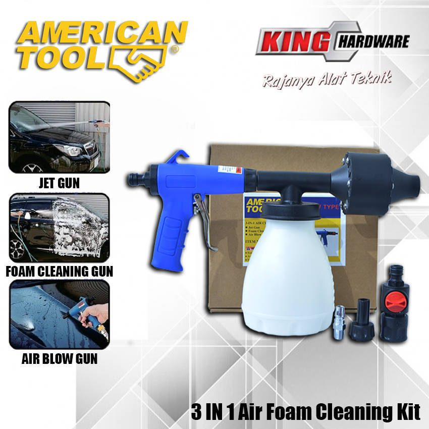 Air Foam Cleaning Kita American Tool (8958629)