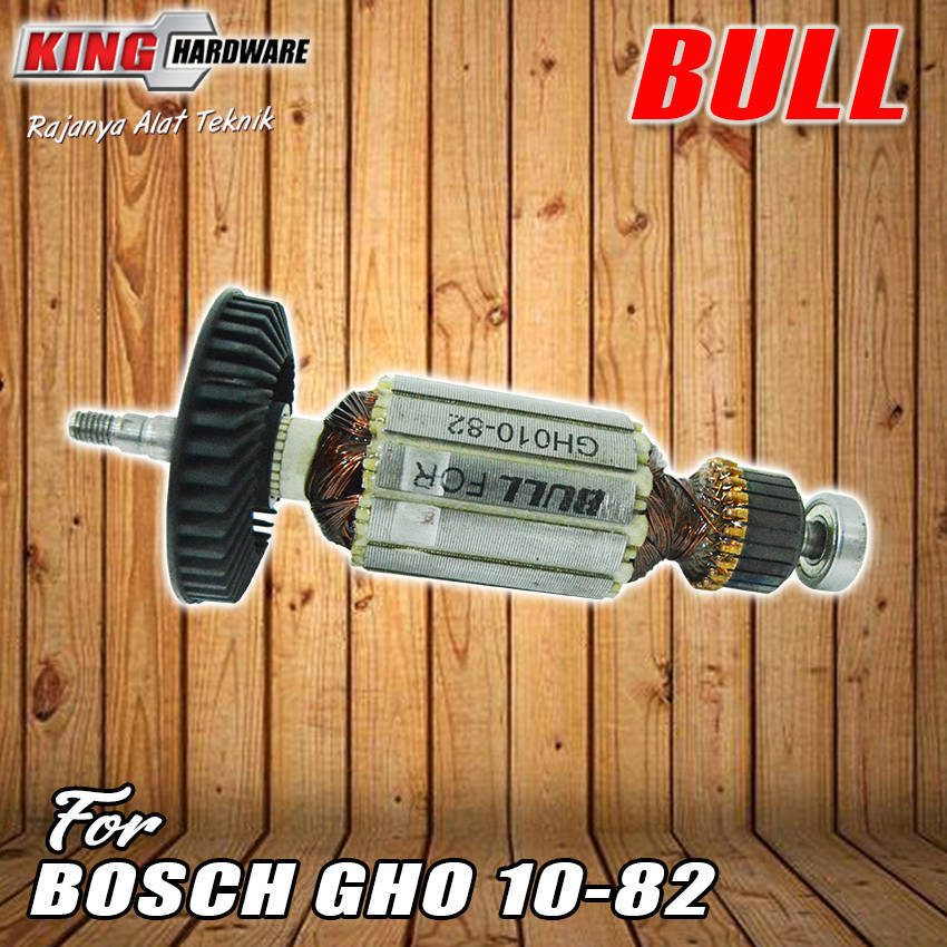 Armature / Rotor BULL GHO 10-82 ( Bosch )