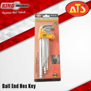 Kunci L Set Ball ATS ( Panjang )