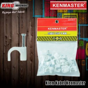Klem Kabel 9 mm 35 Pcs Kenmaster