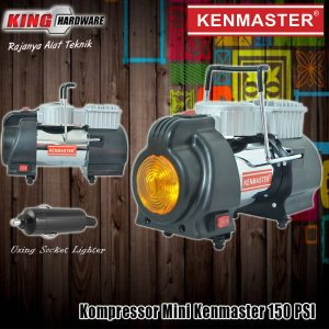 Kompresor Angin Mini KM-001B Kenmaster