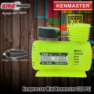Kompresor Angin Mini XH-106 Kenmaster