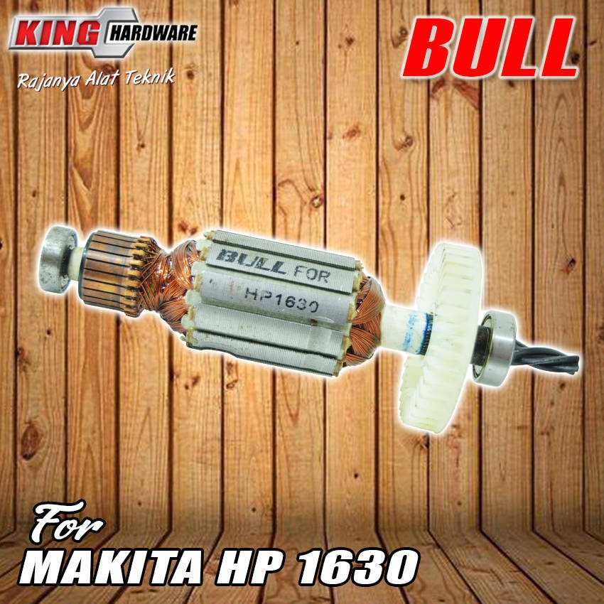 Armature / Rotor BULL HP 1630 ( Makita )